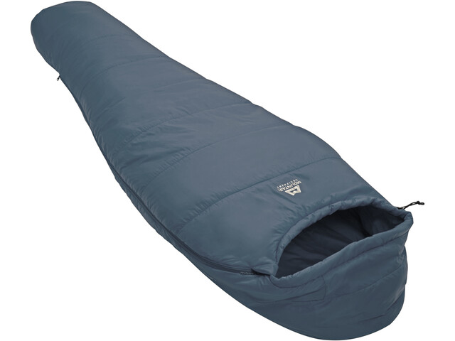 Mountain Equipment Lunar II Śpiwór long, denim blue